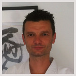 Christophe Martin kyoshi